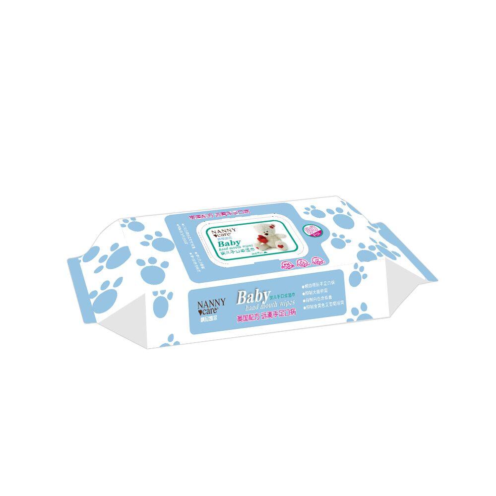 纳尼凯尔婴儿湿纸巾